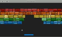 Atari Breakout: Search for it on Google Images