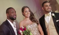 Dwyane Wade Surprises Girl at Her Prom (+Video)