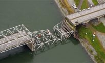 Raw Video: Washington State Bridge Collapse