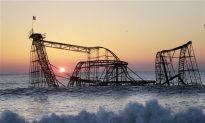 N.J. Ocean Roller Coaster to be Dismantled as Prince Harry Visits