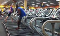 Treadmill Dance Goes Viral (+Video)