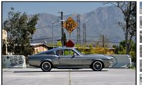 'Eleanor' Mustang Sold: Car Driven in 'Gone in 60 Seconds' Auctioned Off