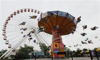 48 Hours on Ferris Wheel Good for New Guinness Record