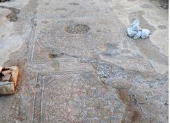 Byzantine Mosaic Floor Found in Israel