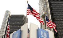 US Treasury Unloading GM Stock