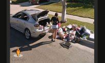Google Breakup: Street View Captures Apparent End to Relationsip