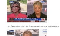 Nancy Grace Parking Lot: CNN Satellite Video Actually in Same Parking Lot?