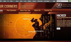 Chinese Hackers Strike Australian Intelligence Agency