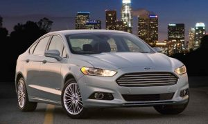 2013 Ford Fusion Hybrid: Fuel Efficient and Fun to Drive