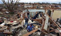 Post-Tornado Search for Survivors in Oklahoma Almost Complete