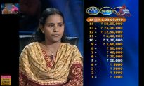 Indian Woman Wins Rupees 10 Million in Quiz