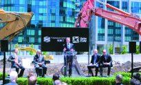 San Francisco's Largest Residential Development Breaks Ground