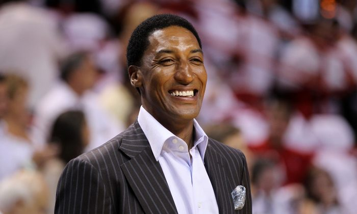 Scottie Pippen (Mike Ehrmann/Getty Images)