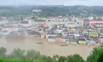 Record Floods Kill 4 in Germany
