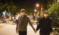 Police Use Water Cannon and Tear Gas on Demonstrators on Fifth Night of Protests