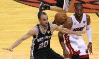 NBA Finals: Second Quarter Recap