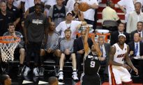 Spurs Beat Heat 92-88, Take Game 1