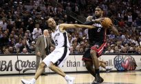 NBA Finals Game 4 Third Quarter Recap
