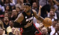 Heat Even Series With Game 4 Win