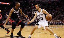 NBA Finals Game 5 First Quarter Recap