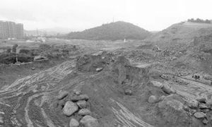 In China, Five Ancient Tombs Bulldozed for Metro Line