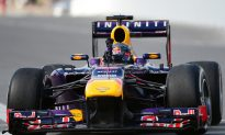 Vettel Drives Away With Canadian Grand Prix
