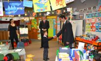 Former Problem Student Makes 'Principal for a Day'