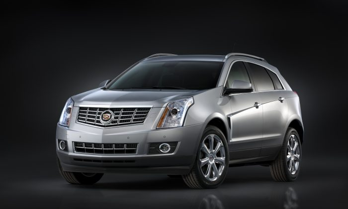 2013 Cadillac SRX (Courtesy of Cadillac)