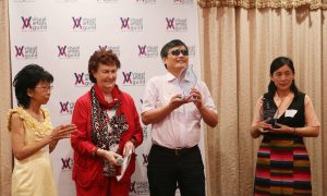 China Freedom Fighters Win Freedom of Speech Award