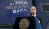 Bloomberg Unveils City's Plans for Climate Change