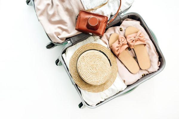 packing to travel