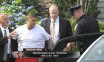 Aaron Hernandez Arraigned on Wednesday