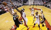NBA Finals Game 1: First Quarter Recap