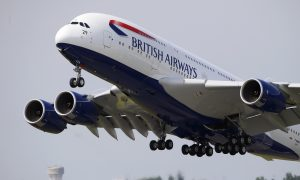 Drone Reportedly Crashes Into British Airways Jet Near London's Heathrow Airport