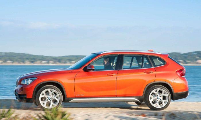 2013 BMW X1 (Courtesy of NetCarShow.com)