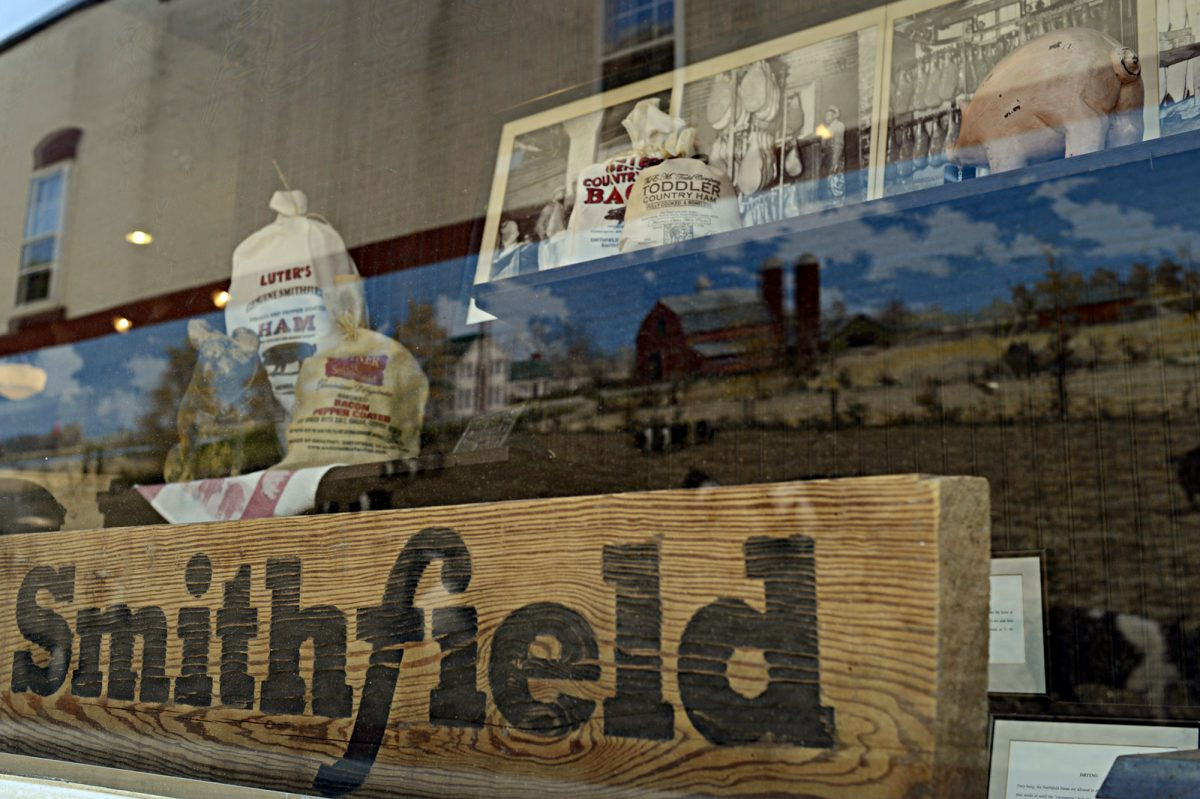 Smithfield Foods shuts South Dakota pork plant on virus fears