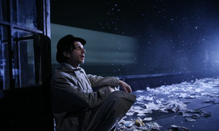 "Israel Demidov in a scene from ""Enemies, A Love Story."" (Gadi Dagon)"