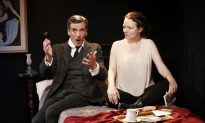 Theater Review: 'Gibraltar'