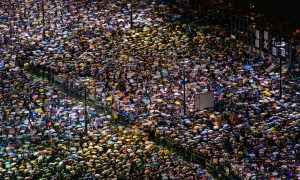 150,000 Gather in Hong Kong to Commemorate June 4 Victims