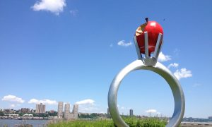 Meet the New Sculptures You'll Find at Riverside Park