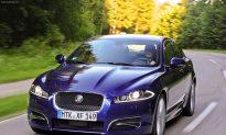 Jaguar XF 2.0 Gets a Proper Engine