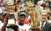 Five Best NBA Finals