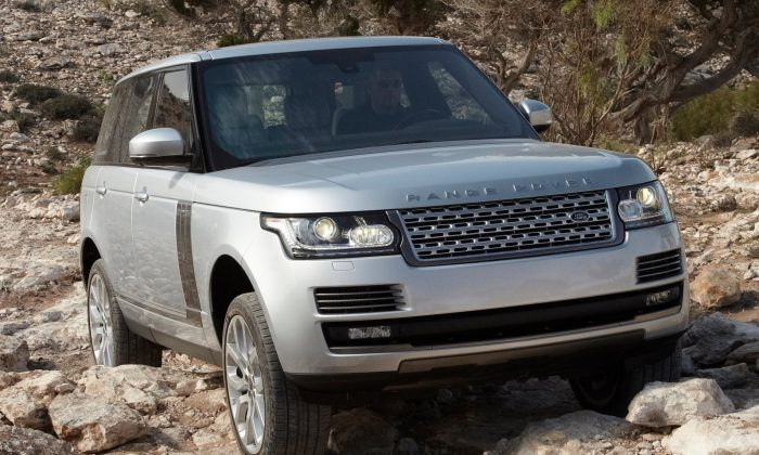 2013 Land Rover Range Rover (Courtesy of NetCarShow.com)