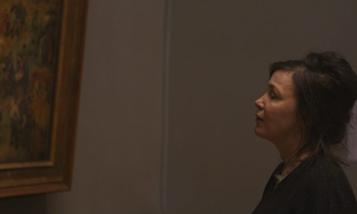 "Mary Margaret O'Hara in the dramatic film ""Museum Hours."" (Courtesy of Museumhoursfilm.com)"