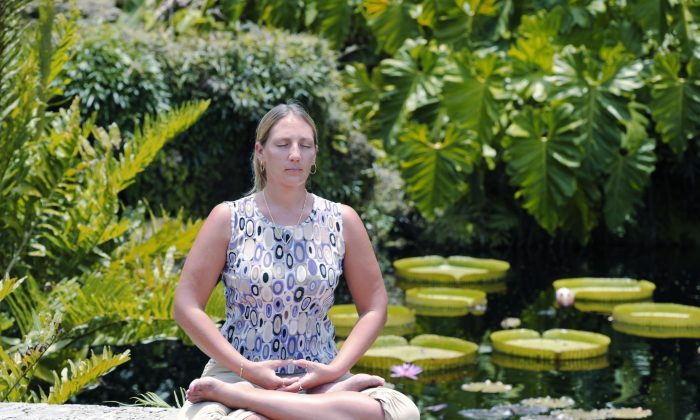 Beyond improving mood, meditation may also boost the immune system. (Epoch Times)