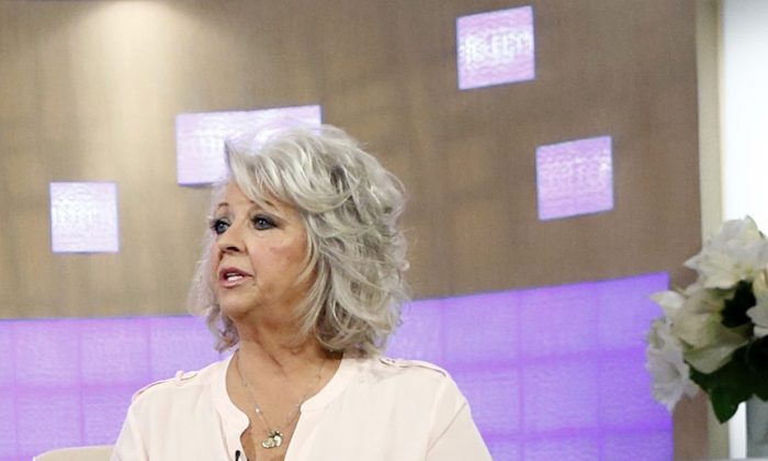 "Celebrity chef Paula Deen appears on NBC's ""Today"" show on June 26 in New York in this publicity image released by NBC.Target announced it will cut ties with her as well Thursday. (AP Photo/NBC, Peter Kramer)"
