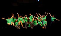 A Broadway Debut for Hundreds of Middle School Kids