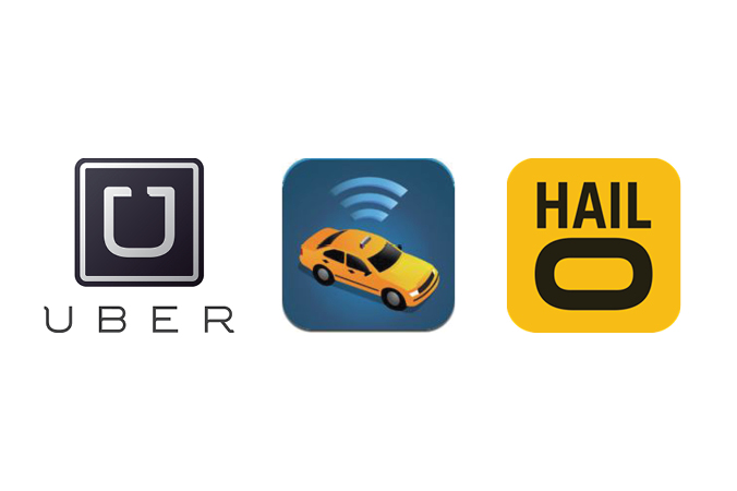 Top 3 Official NYC E-Hail Apps