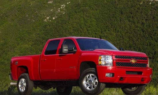 The New 2014 Chevrolet Silverado