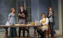 'Arcadia:' Literature and Science Find Harmony Together